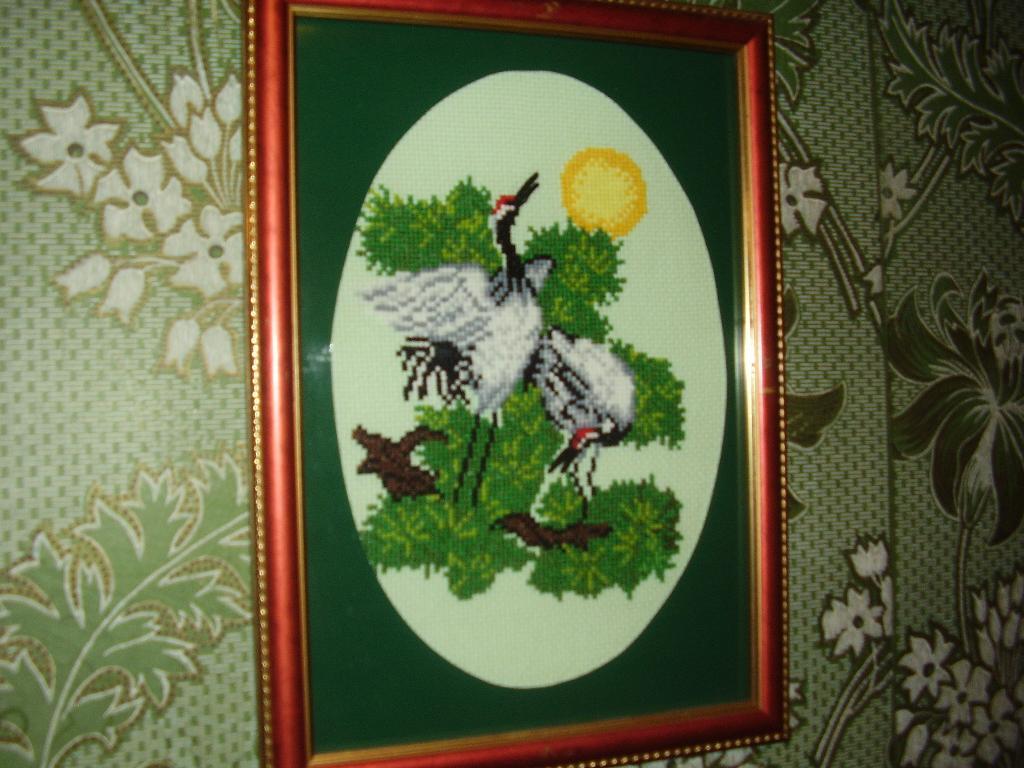журавлики. Растения (в основном цветы)