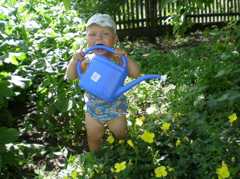 Во саду ли, в огороде.... Пробуем на зуб!