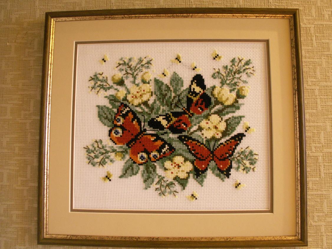 **Летнее чудо - бабочки!**. Рукодельный конкурс 'Дары лета'