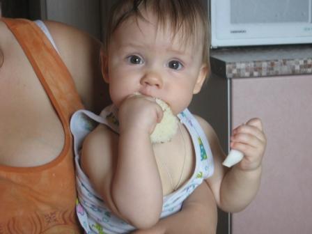Лук и хлеб - вкусно и полезно!. Пробуем на зуб!