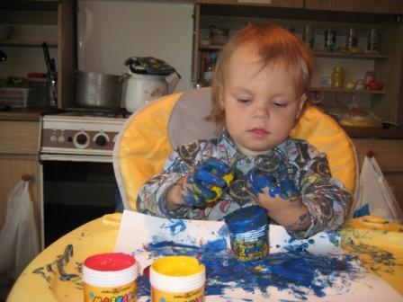 Юная художница. 'ВыТворяшки'
