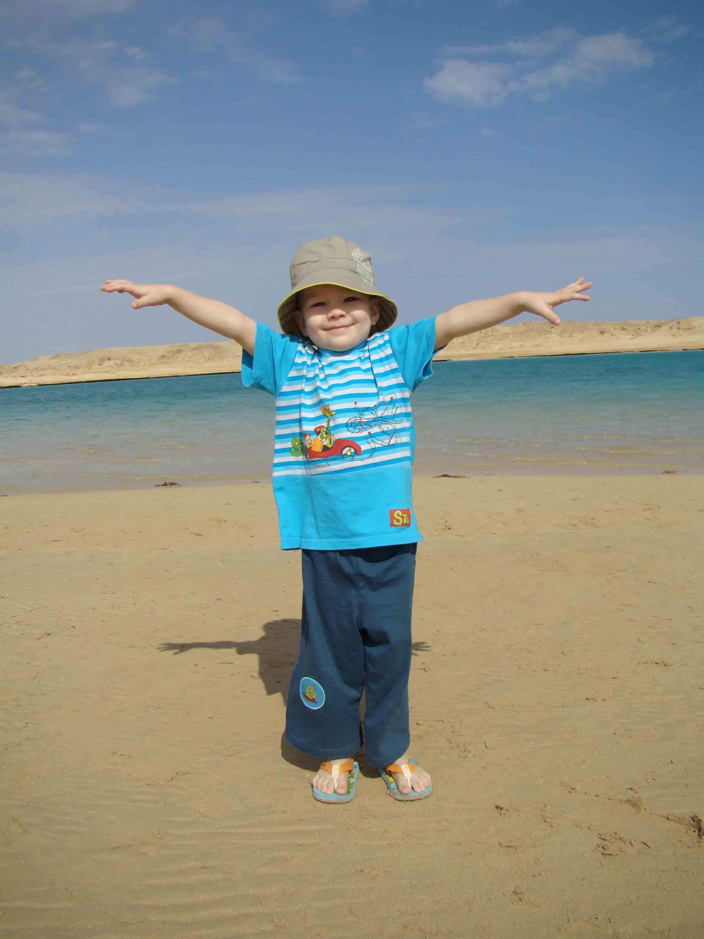 Наконец-то я на море!!!. Юные путешественники