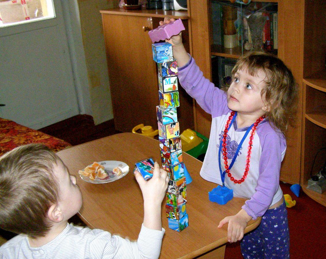 Вот как мы умеем строить!!. 'ВыТворяшки'