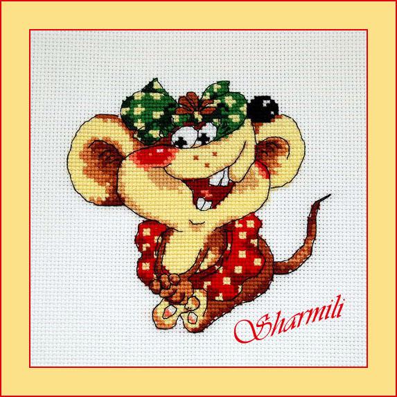 Мышка Зося ('Чудесная игла') . Животные
