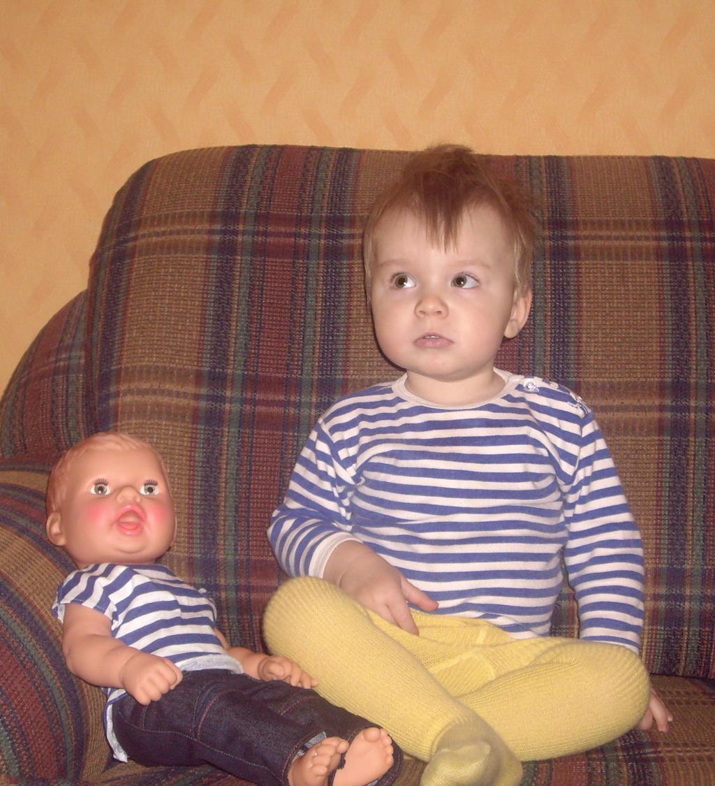 Двое из ларца. Мои игрушки