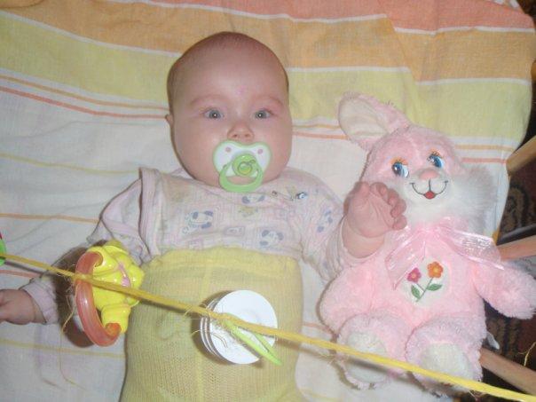 Наш любимый 'Ушастый нянь'! :-). Мои игрушки
