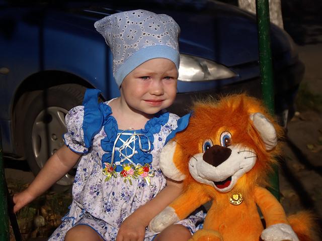 Я на солнышке сижууу и на львенка все гляжууу.... Мои игрушки