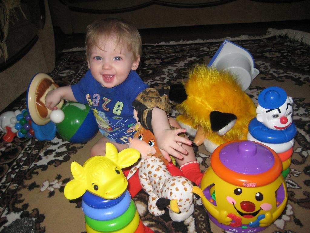 любимые игрушки. Мои игрушки