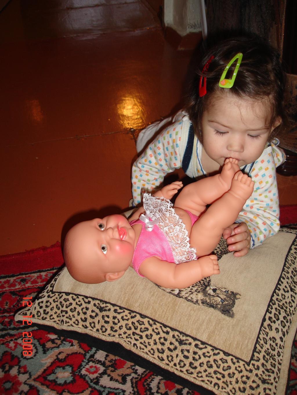 Куколка. Мои игрушки