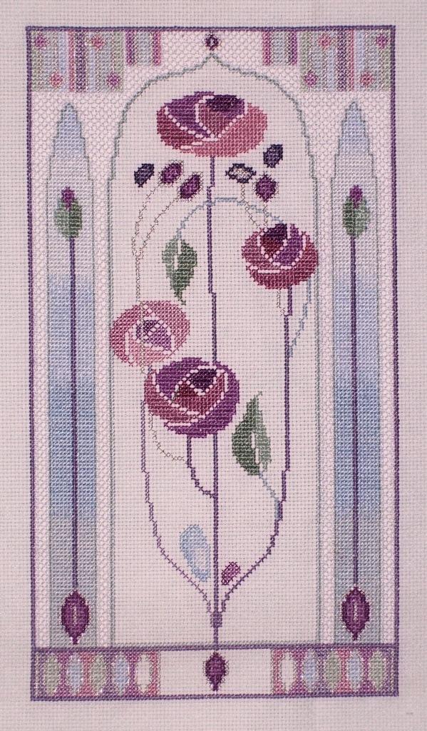 Mackintosh Oriental Rose. Растения (в основном цветы)