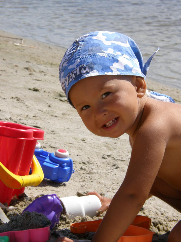 Любимые пляжные игрушки))). Мои игрушки