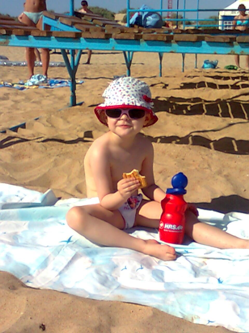 Море,солнце и вода-наши лучшие друзья!. Белая панама