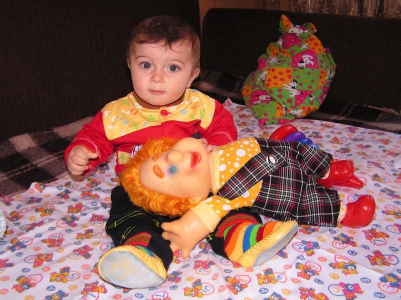 Малыш и Карлсон. Мои игрушки
