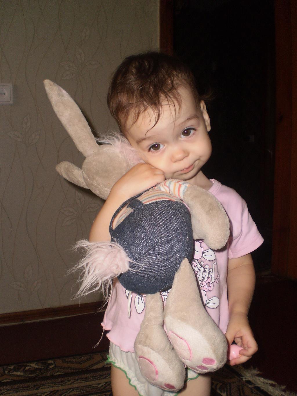 Мой лапуся зайчик. Мои игрушки