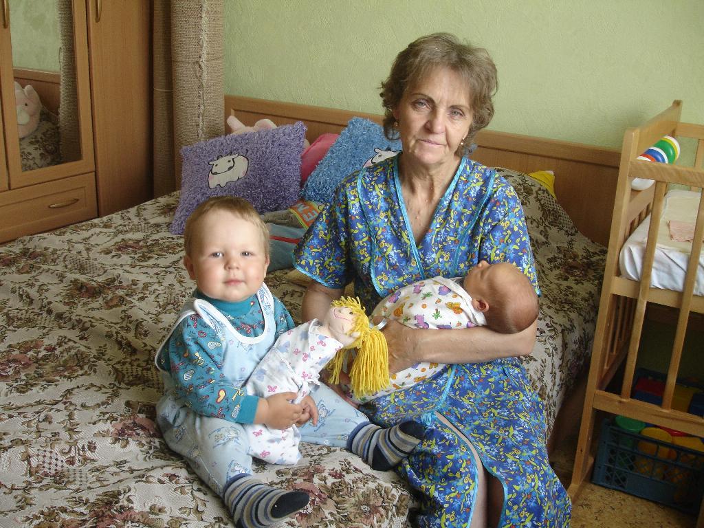 МЫ с бабой и наши 'ляли'. Мои игрушки