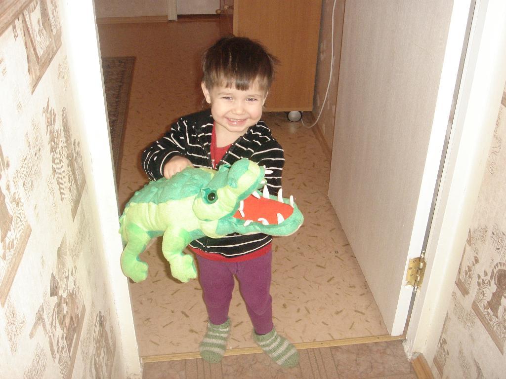 Теперь я вместе с Геной...!!!. Мои игрушки