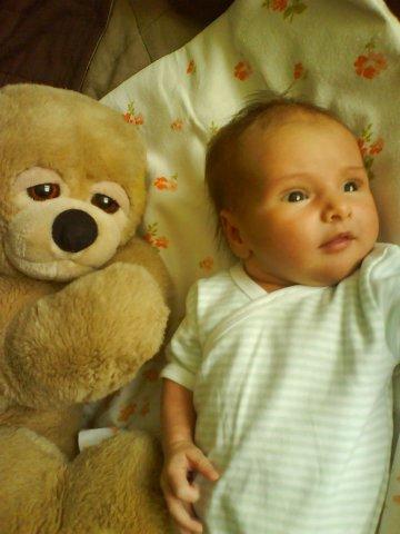 Вася и медведь). Мои игрушки