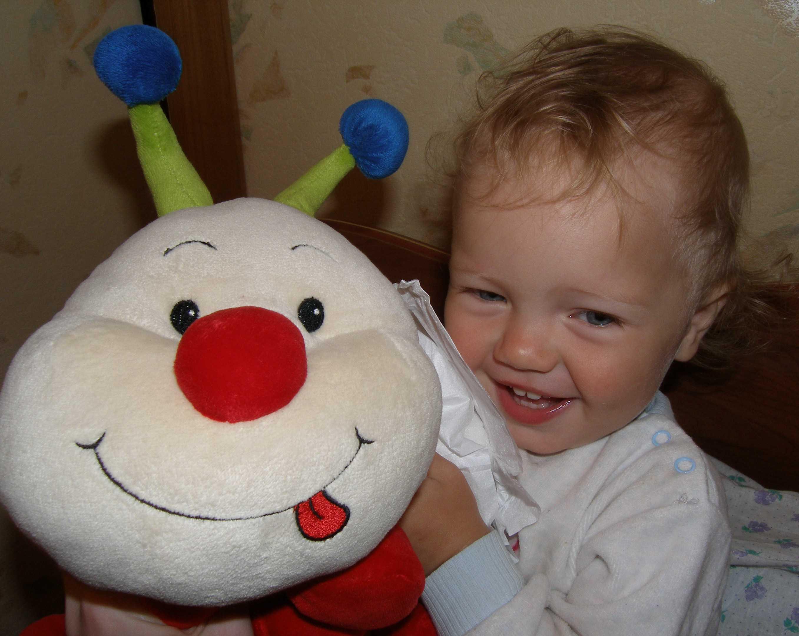 Я и моя веселая гусеница!. Мои игрушки