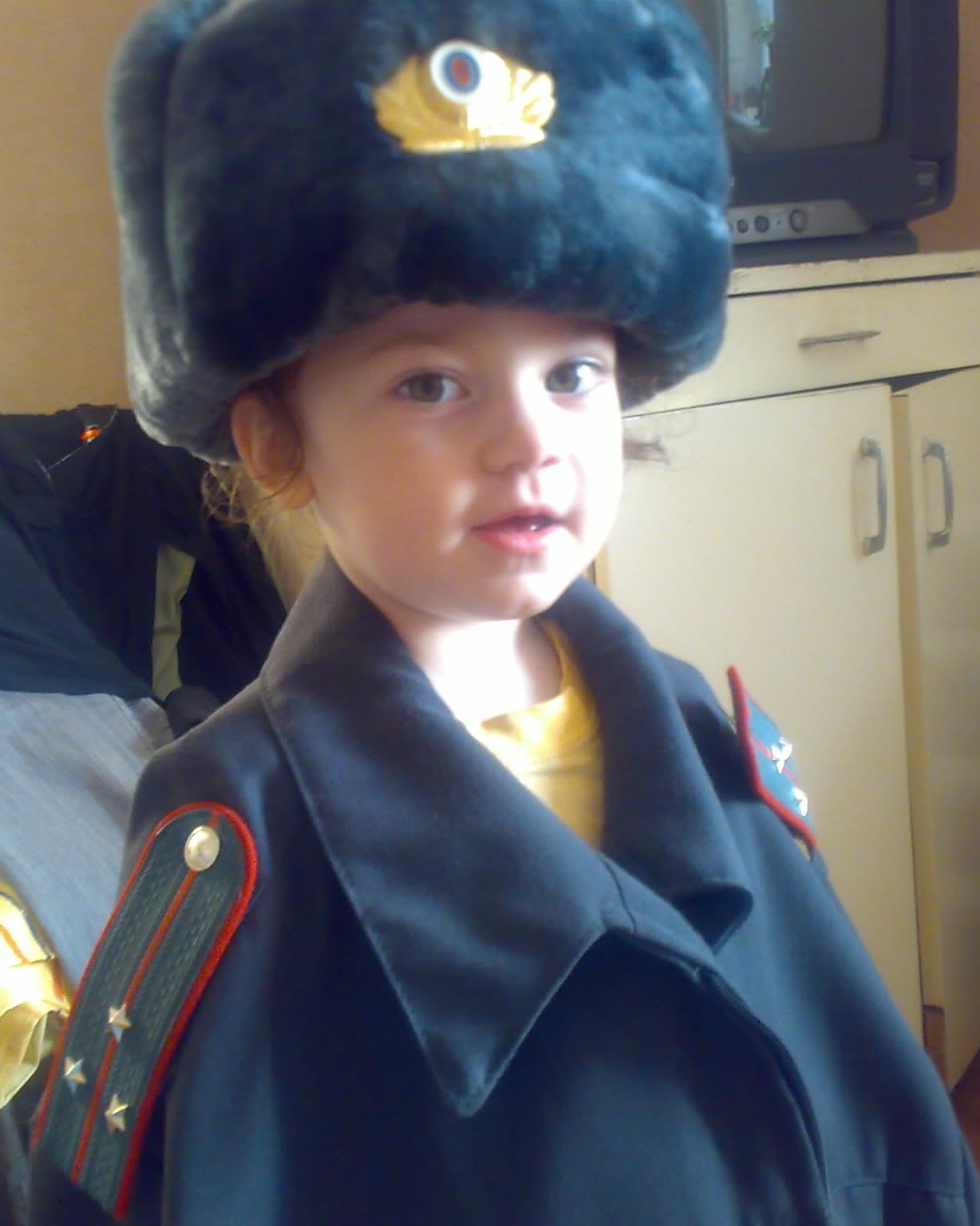 Служу России!. Маленький герой