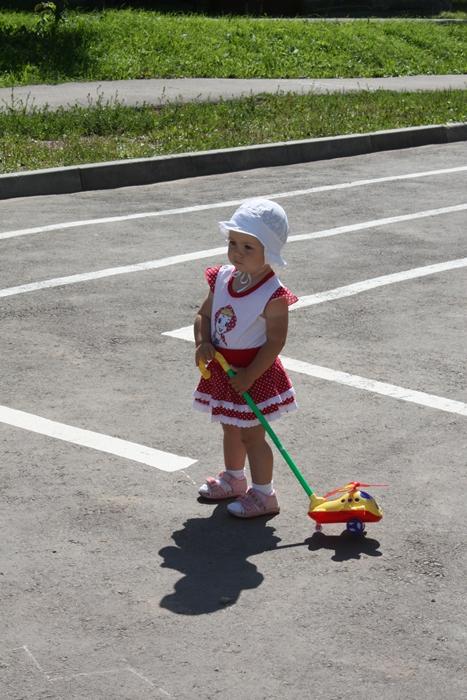 Кнопочка и вертолетик. Мои игрушки