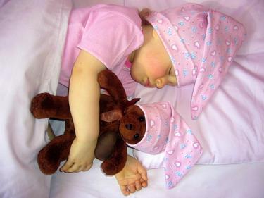 Спят усталые игрушки.... Мои игрушки