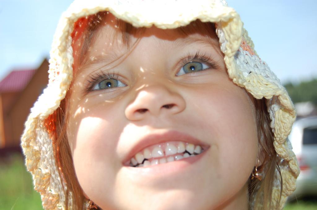 Солнечная улыбка. Время улыбаться