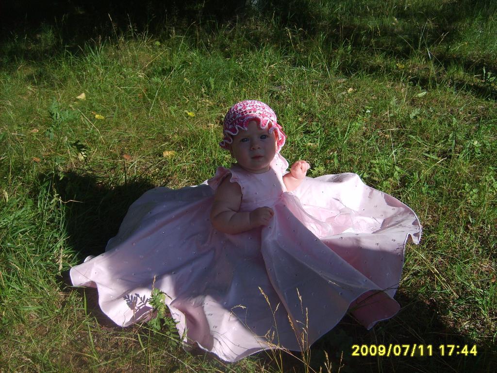 Принцесса!. Белая панама