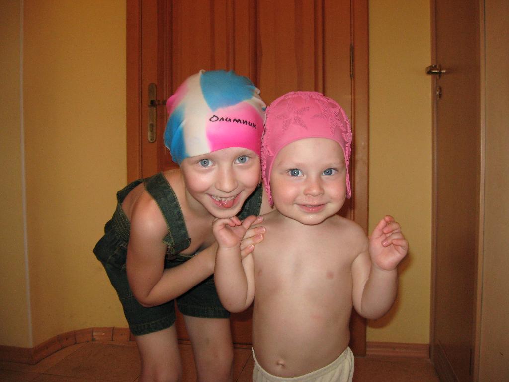 'Я и мой брат'. Время улыбаться