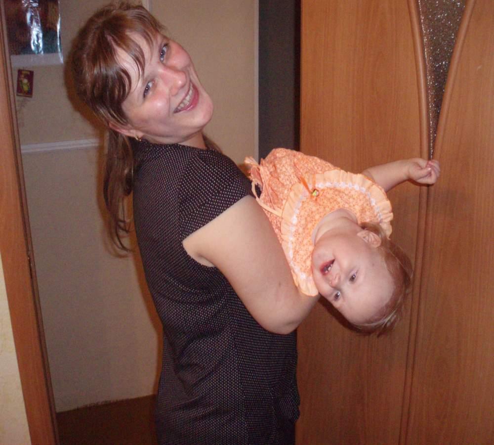 С мамой-весело всегда!. Время улыбаться
