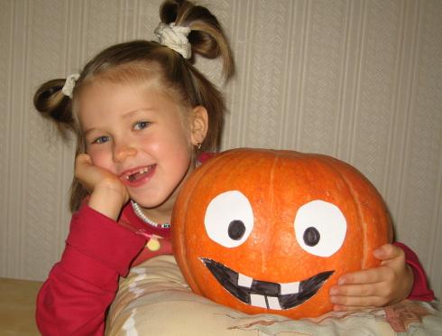 Веселый Хэллоуин. Время улыбаться