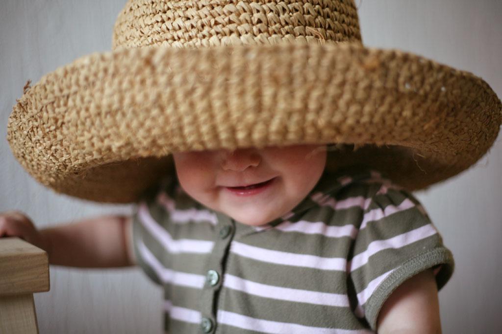 Мамина шляпа. Время улыбаться