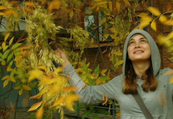 Осень золотая!!!. Время улыбаться