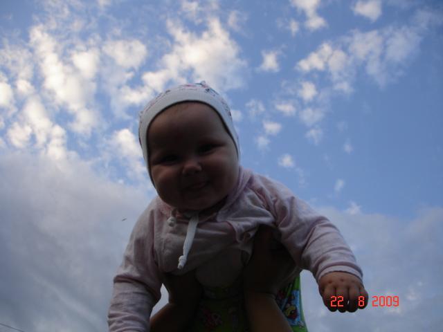 Милая улыбка девочки-озорницы!. Время улыбаться