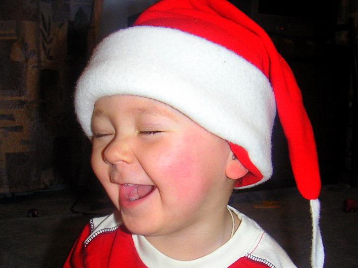 Самый весёлый Дед Мороз!. Время улыбаться