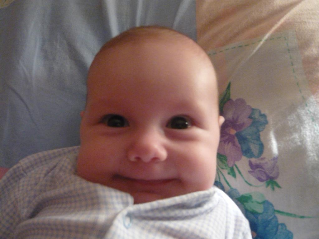 Мой малыш!. Время улыбаться