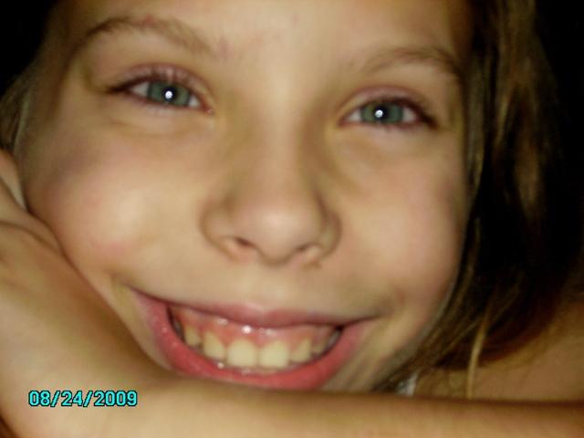 Любимая дочка.. Время улыбаться