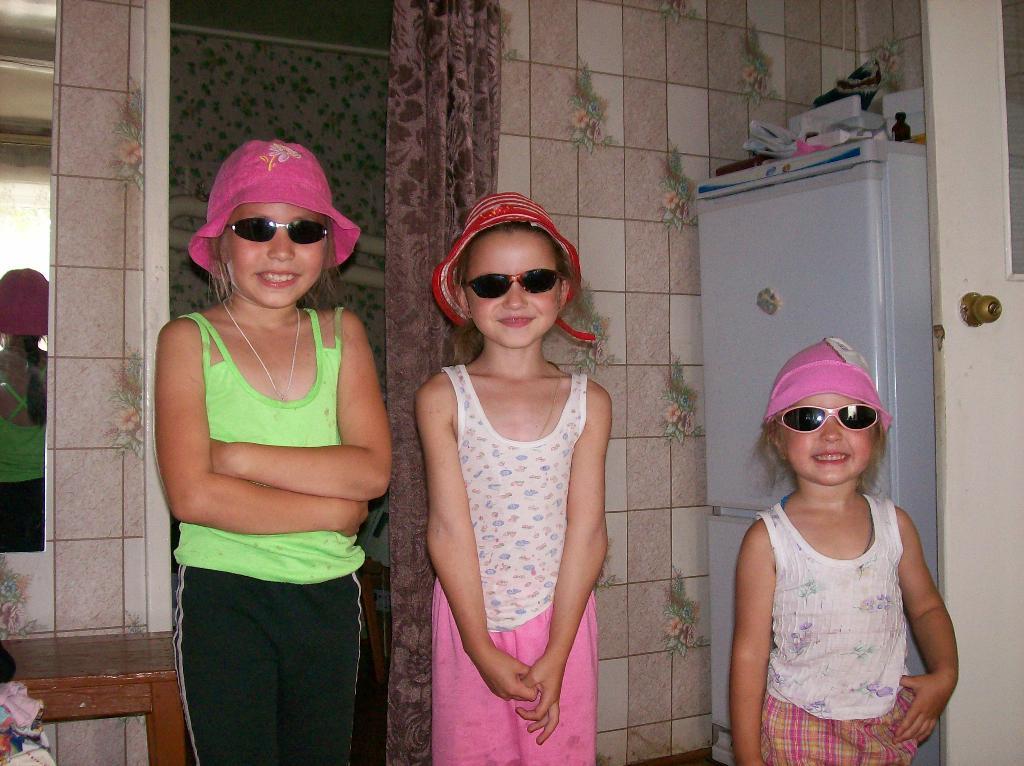 Дети-шпионы:). Время улыбаться