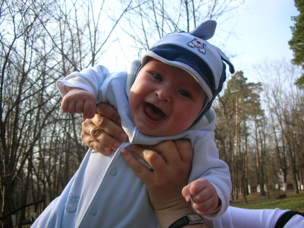 Большое счастье Маленького человека. Время улыбаться