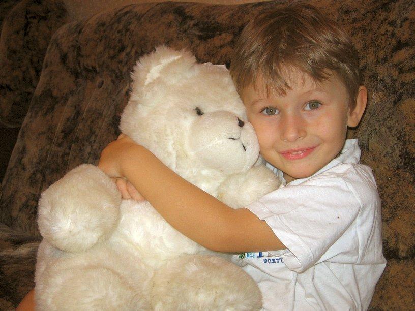 Мой маленький большой медведь. Мои игрушки