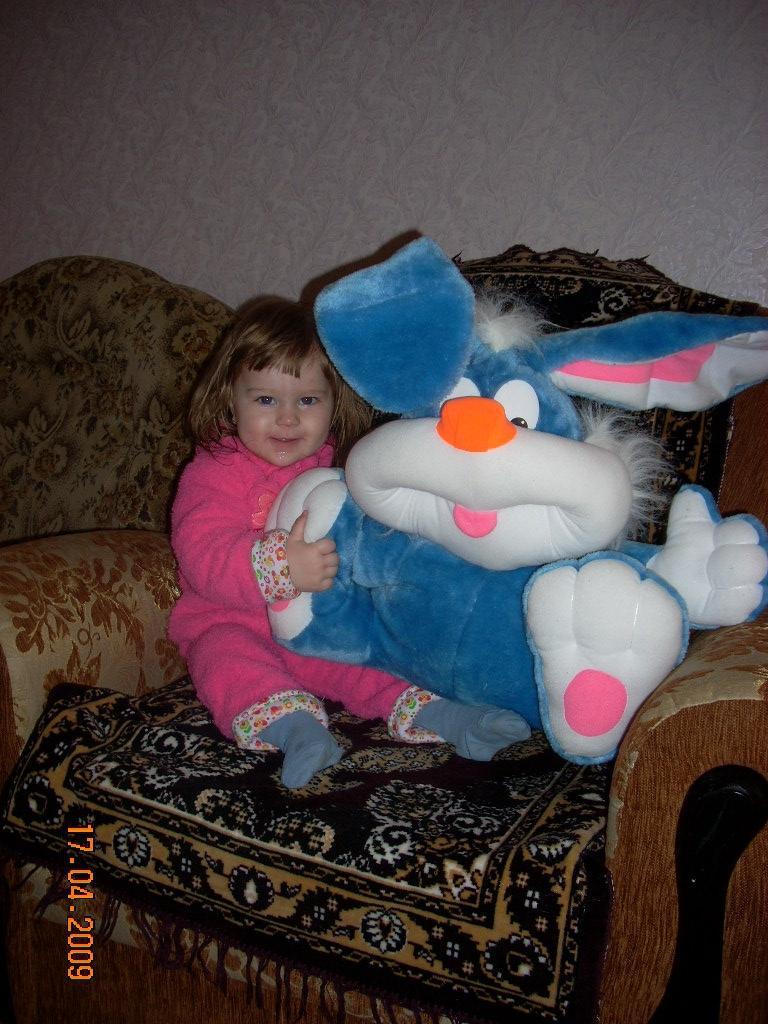 Мой любимый заяц. Мои игрушки