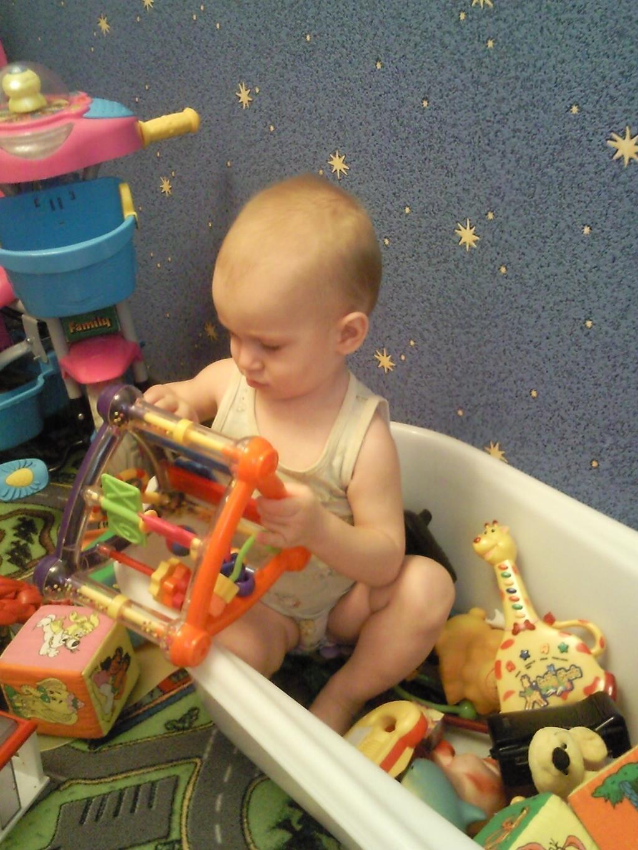 Море игрушек. Мои игрушки