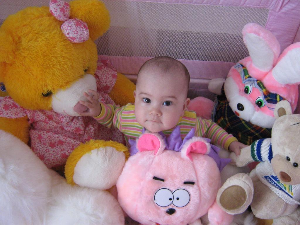 Тссс,подружка,меня здесь нет ;))))). Мои игрушки
