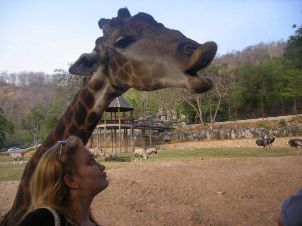 ЗацАлуюуу!!!. В зоопарке