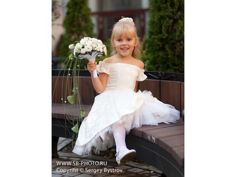 Невеста. Фотограф Сергей Быстров. Дети: художественное фото