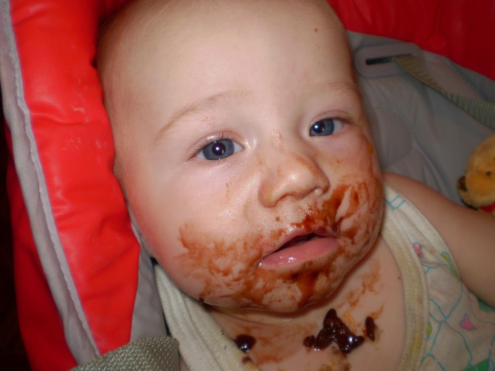 я шоколадный мальчик.