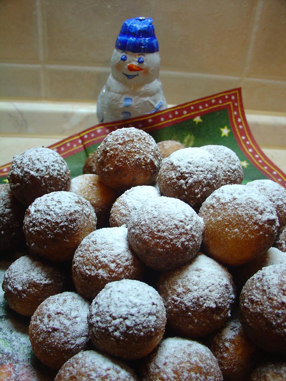 Пончики от Альфуши. Кулинария