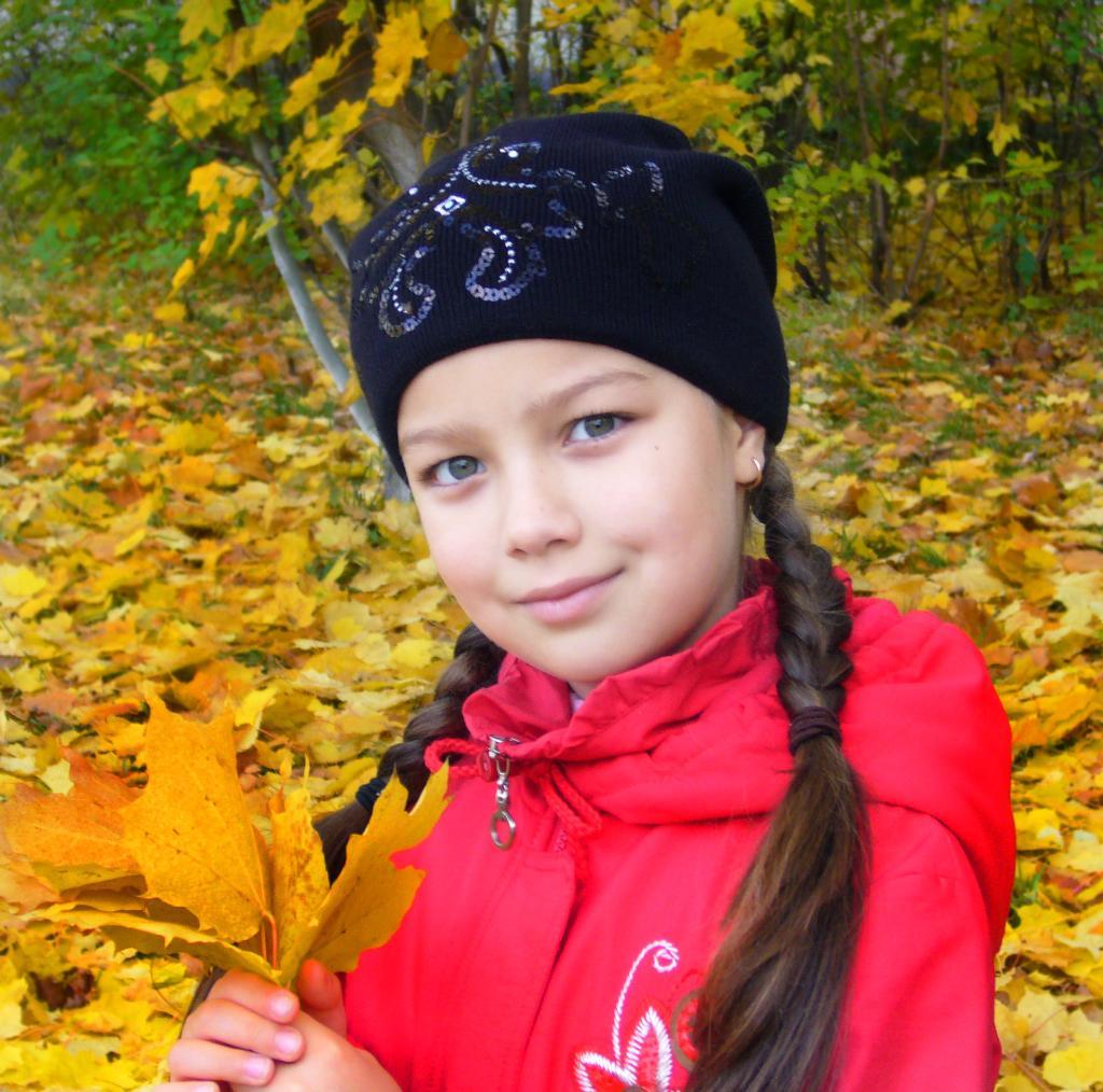 Здравствуй осень.. Осенняя прогулка