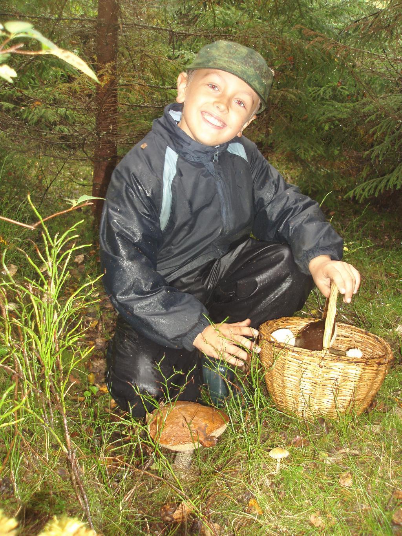 Активный отдых в лесу. Выходные на природе