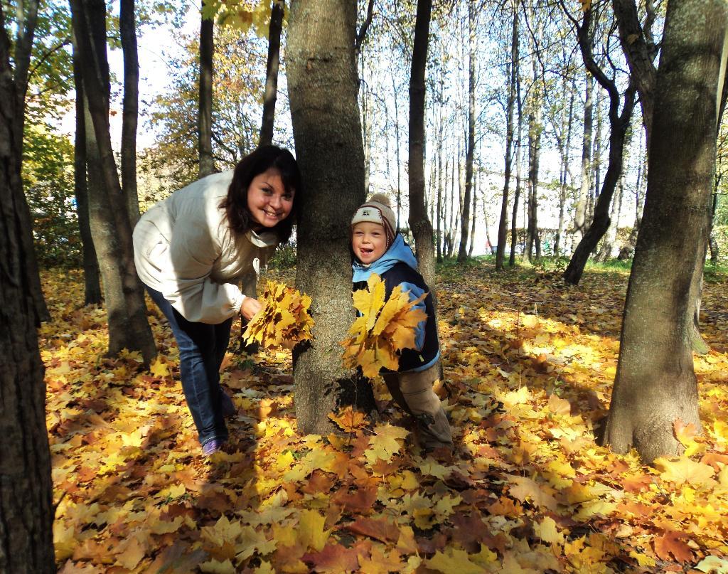 Золотая  осень. Закрытое голосование фотоконкурса 'Осенняя прогулка'