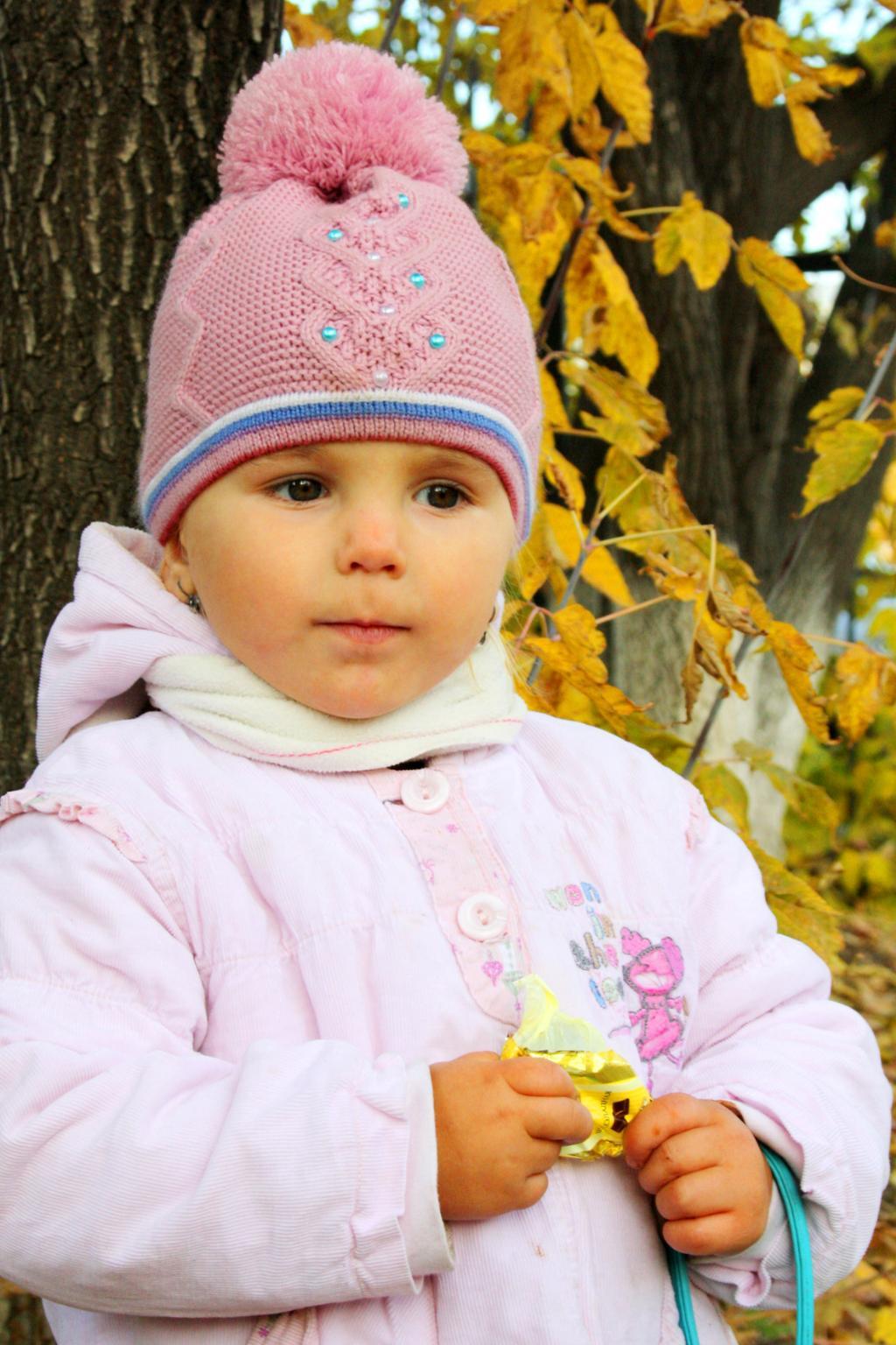 Осень-красивая пора. Осенняя прогулка